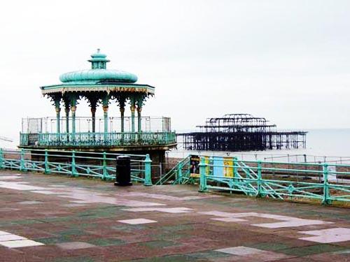 Bandstand Disrepair