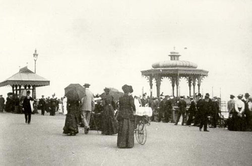 Bandstand Past